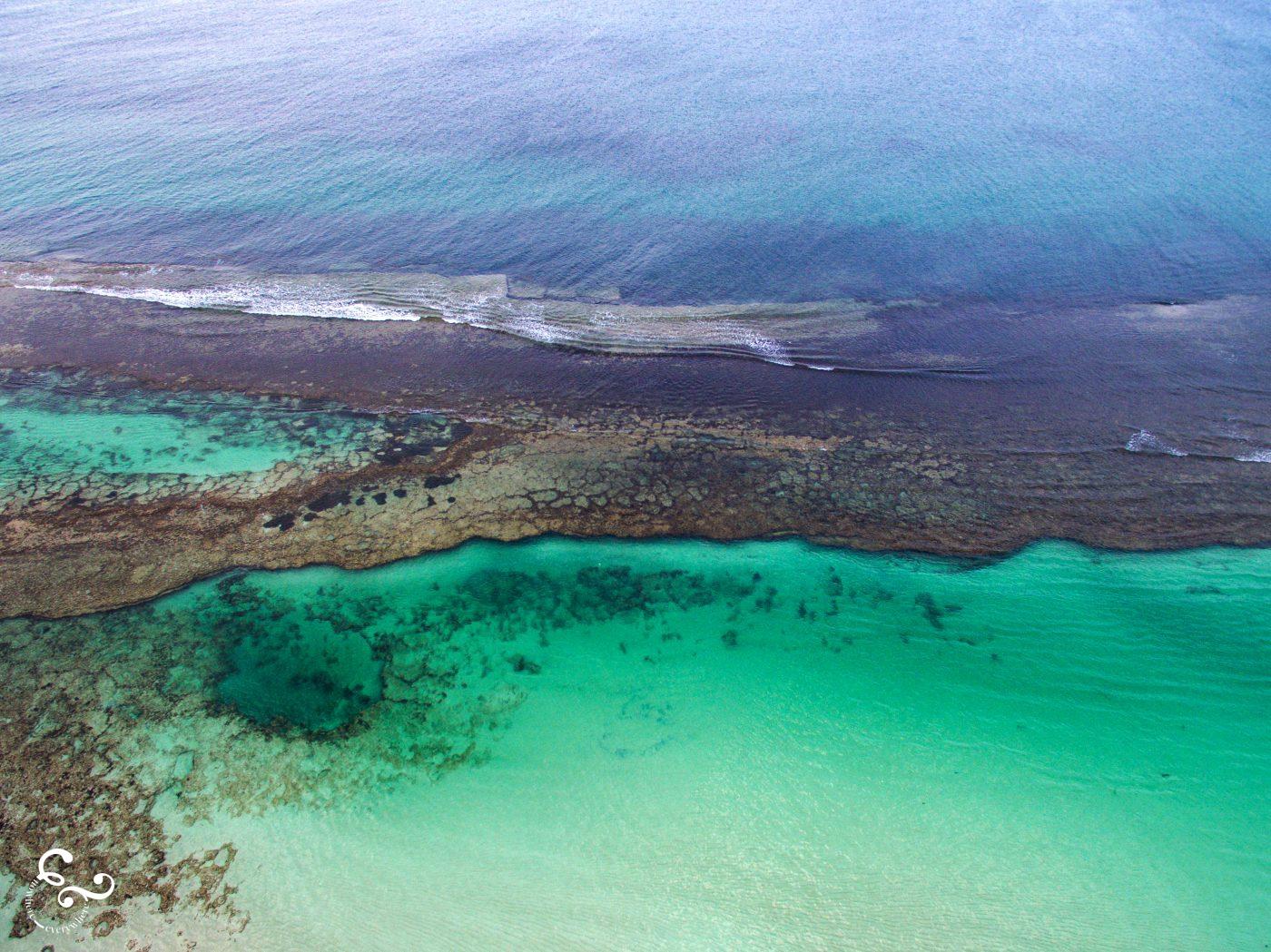 Yanchep Beach Perth Western Australia Oceans Lis Dingjan Nowhere & Everywhere Travel Blog Sustainability Environmentalism PerthisOk #perthisok Sunset