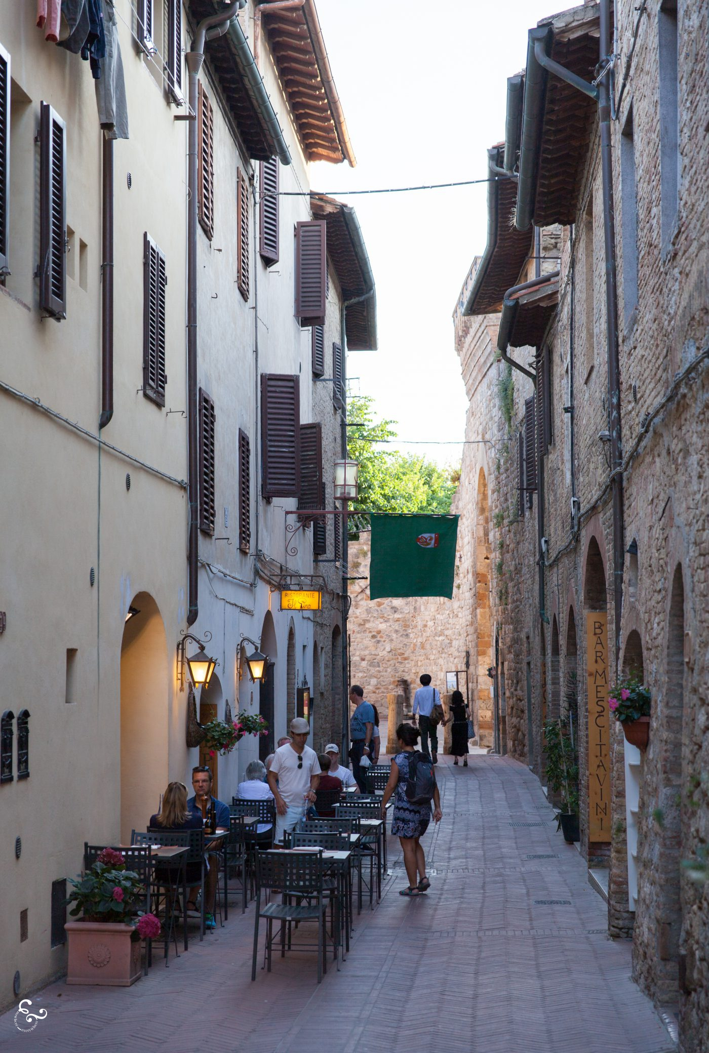 San Gimigano Tuscany Italy Nowhere & Everywhere cute towns Europe Travel Photography Lis Dingjan Free Range Pixels