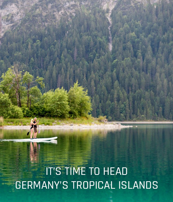 Germany's tropical islands Nowhere & Everywhere Sustainable Travel