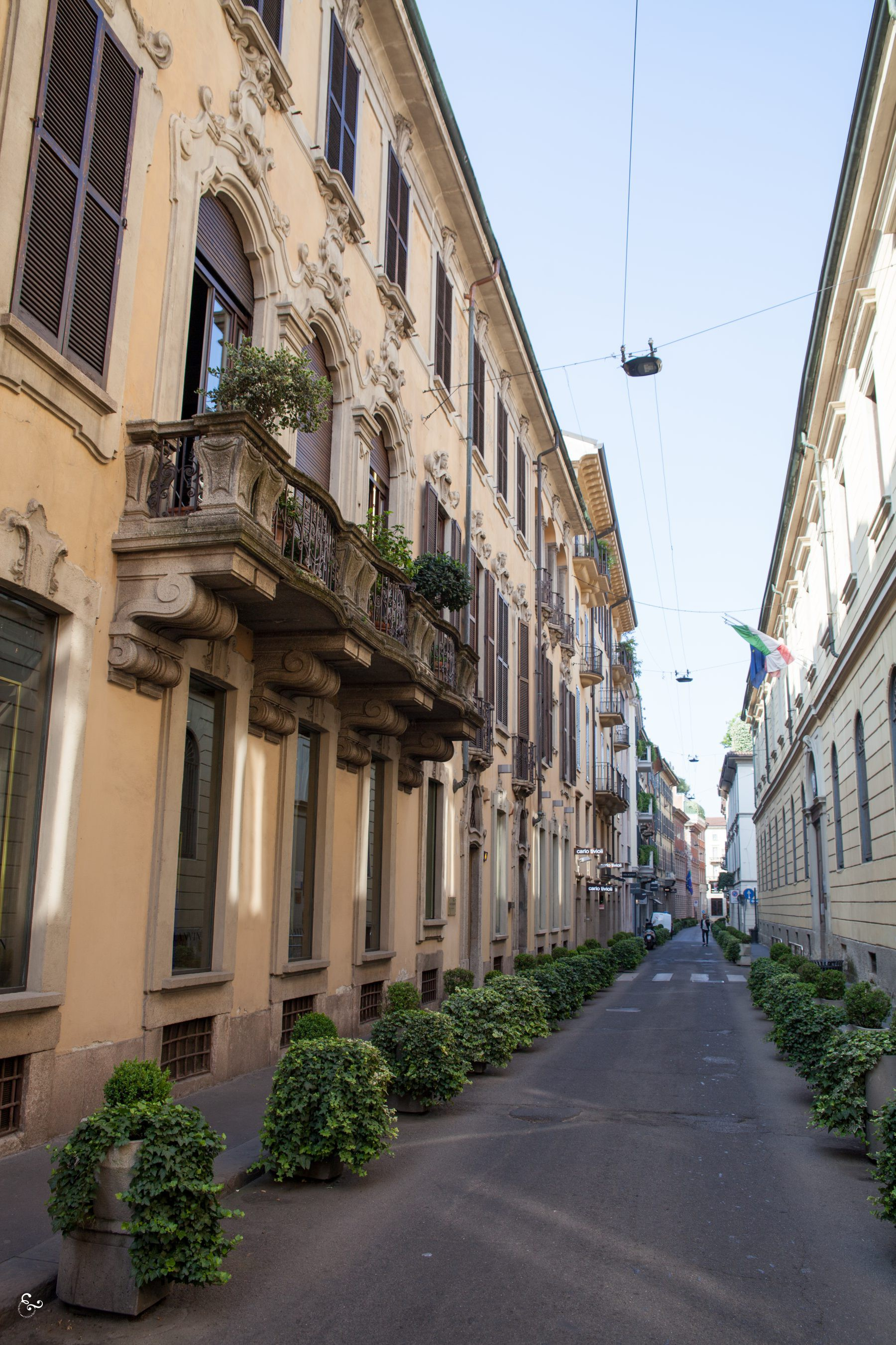 Streets of Milan Italy Lis Dingjan Nowhere & Everywhere Travel Sustainability Environmentalism