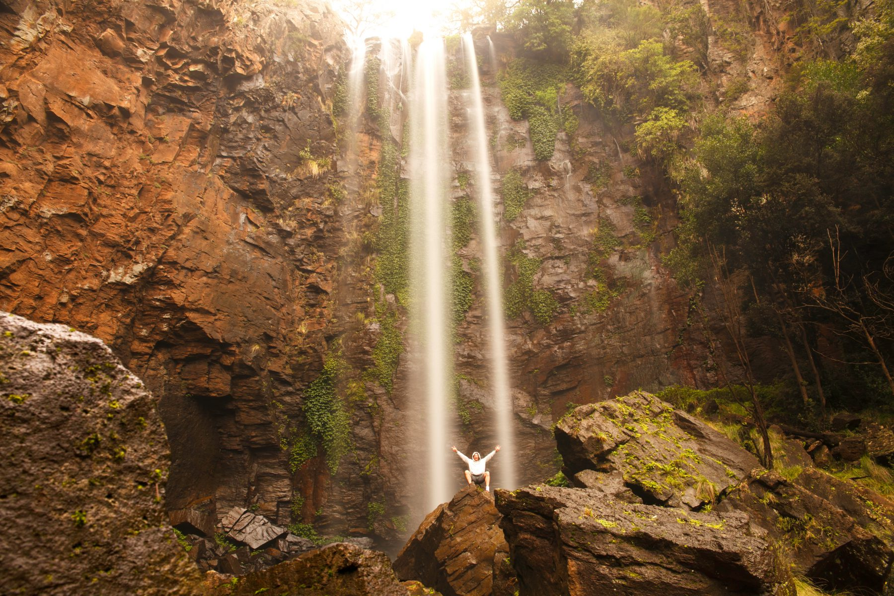 Queen Mary Falls Stanthorpe Scenic Rim Gold Coast Hinterland Springbrook O'Reillys Lamington National Park Brisbane Waterfalls Queensland Australia Lis Dingjan Photography Nowhere & Everywhere