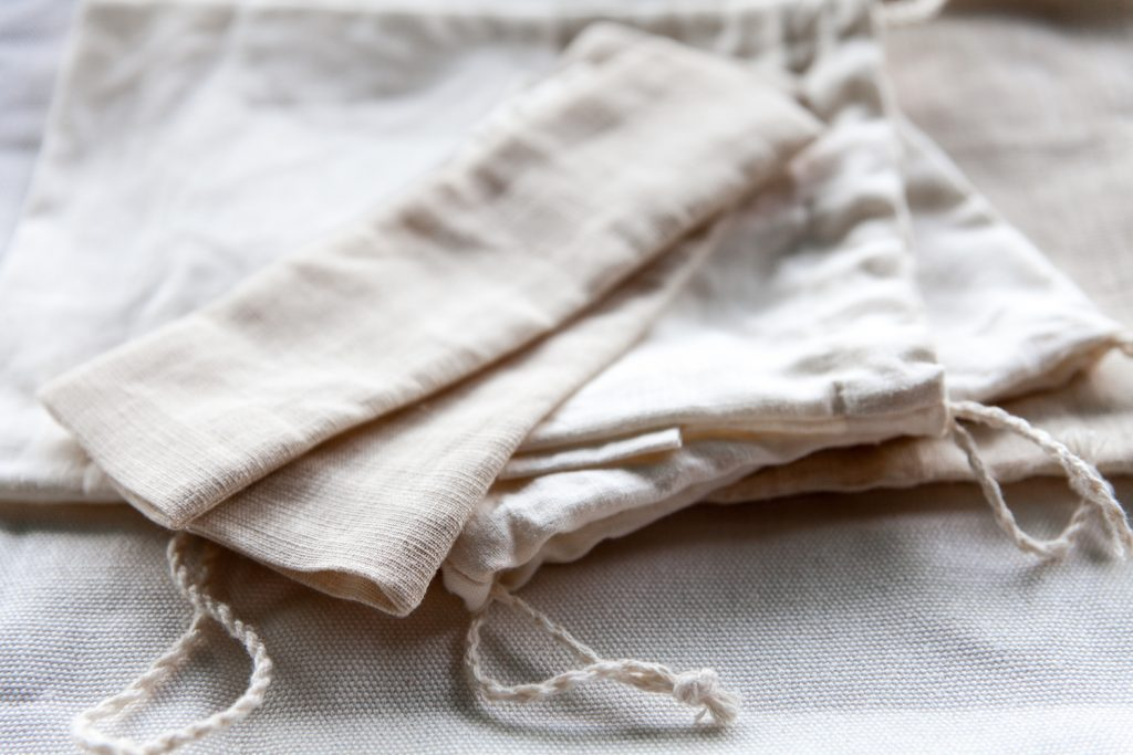 Nowhere & Everywhere Zero Waste Plastic Free Kits 100% Hemp Produce Bags Bowl Covers Bread Bags Environmentalism #plasticfree