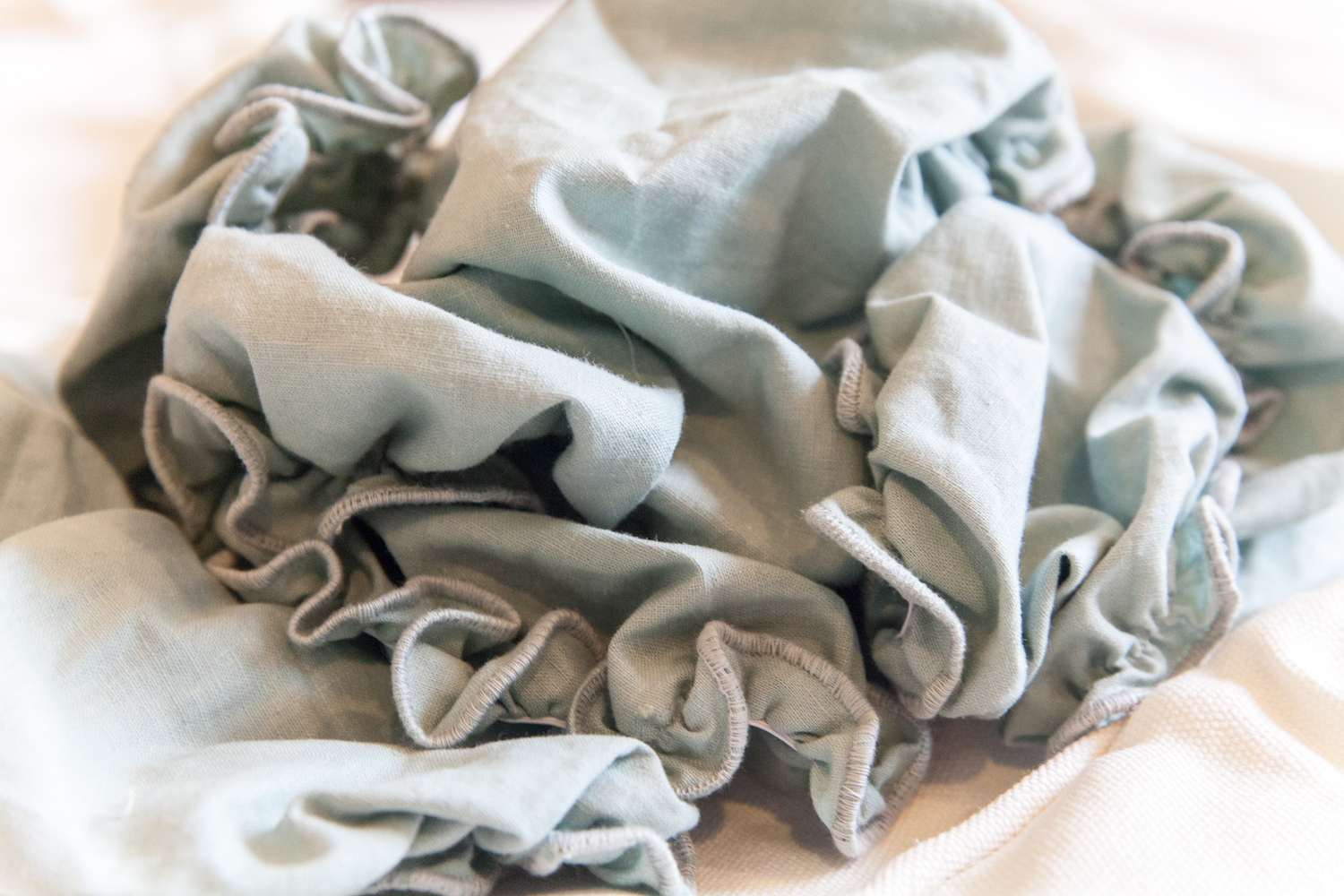 Nowhere & Everywhere Zero Waste Plastic Free Kits Recycled Linen Cotton Produce Bags Bowl Covers Bread Bags Environmentalism #plasticfree