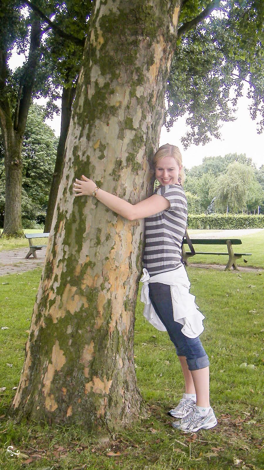 Belgium Tree Hugging