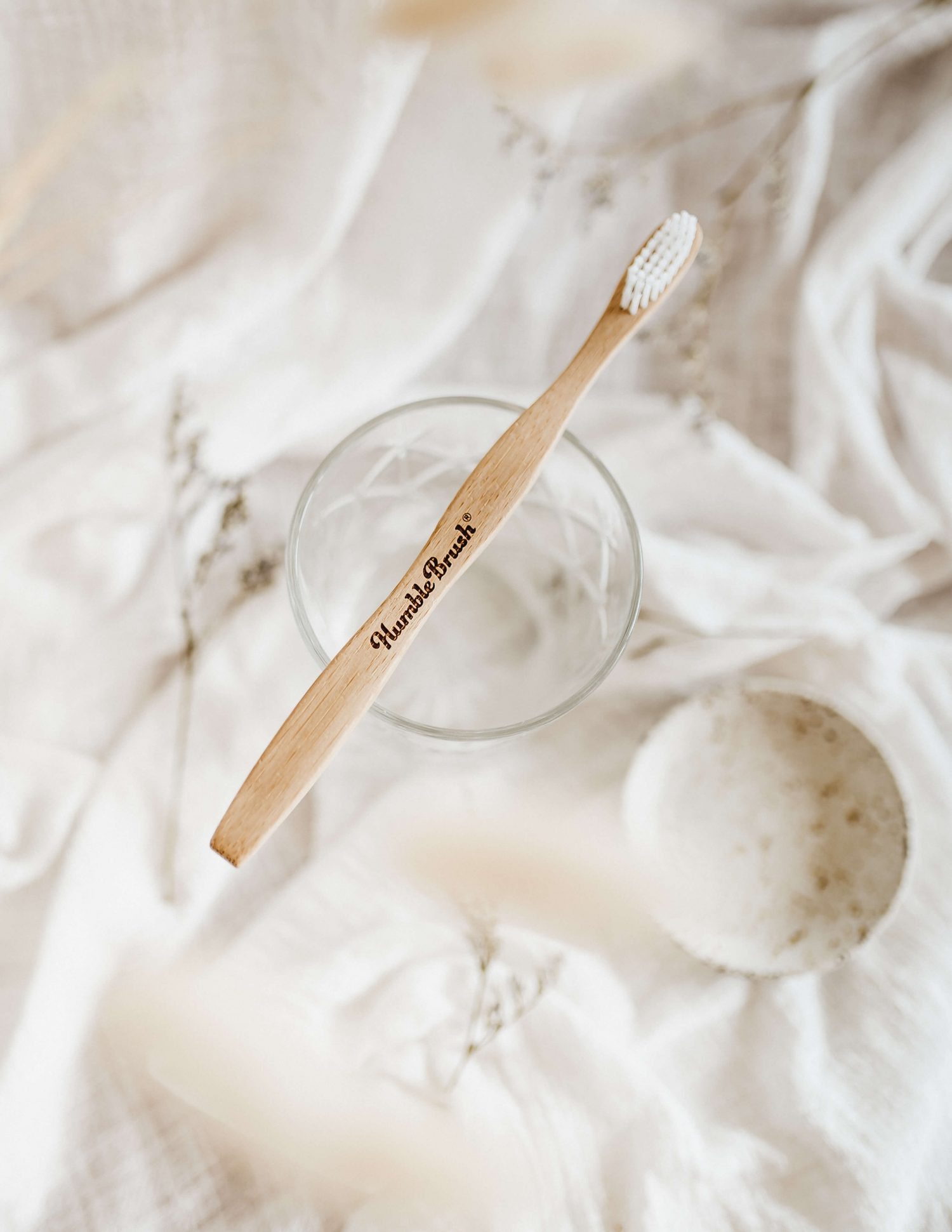 Bamboo Toothbrush Humble Co Sustainable Ethical Nowhere & Everywhere Reusable Straws Carry Pouch Hemp 100% Zero Waste Kit Plastic Free Essentials Kit