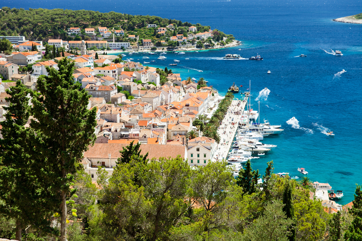 Hvar Town Croatia Islands Best Islands Europe Nowhere & Everywhere Lis Lisande Dingjan Environmentalism Sustainable Eco Travel