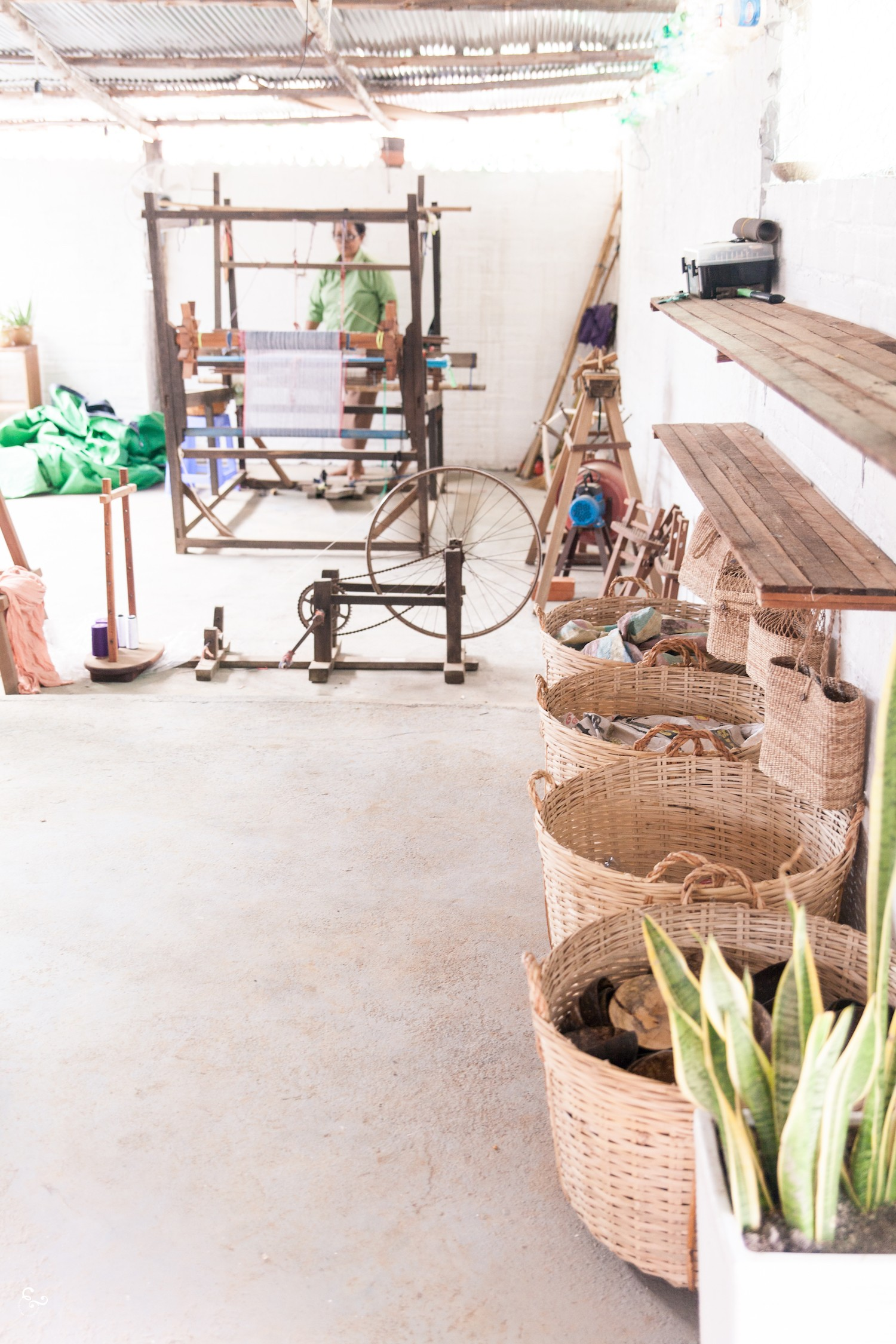 Nowhere & Everywhere Renovation Sewing Production Centre Studio Environmentalism Cambodia Sustainability Ethical Labor