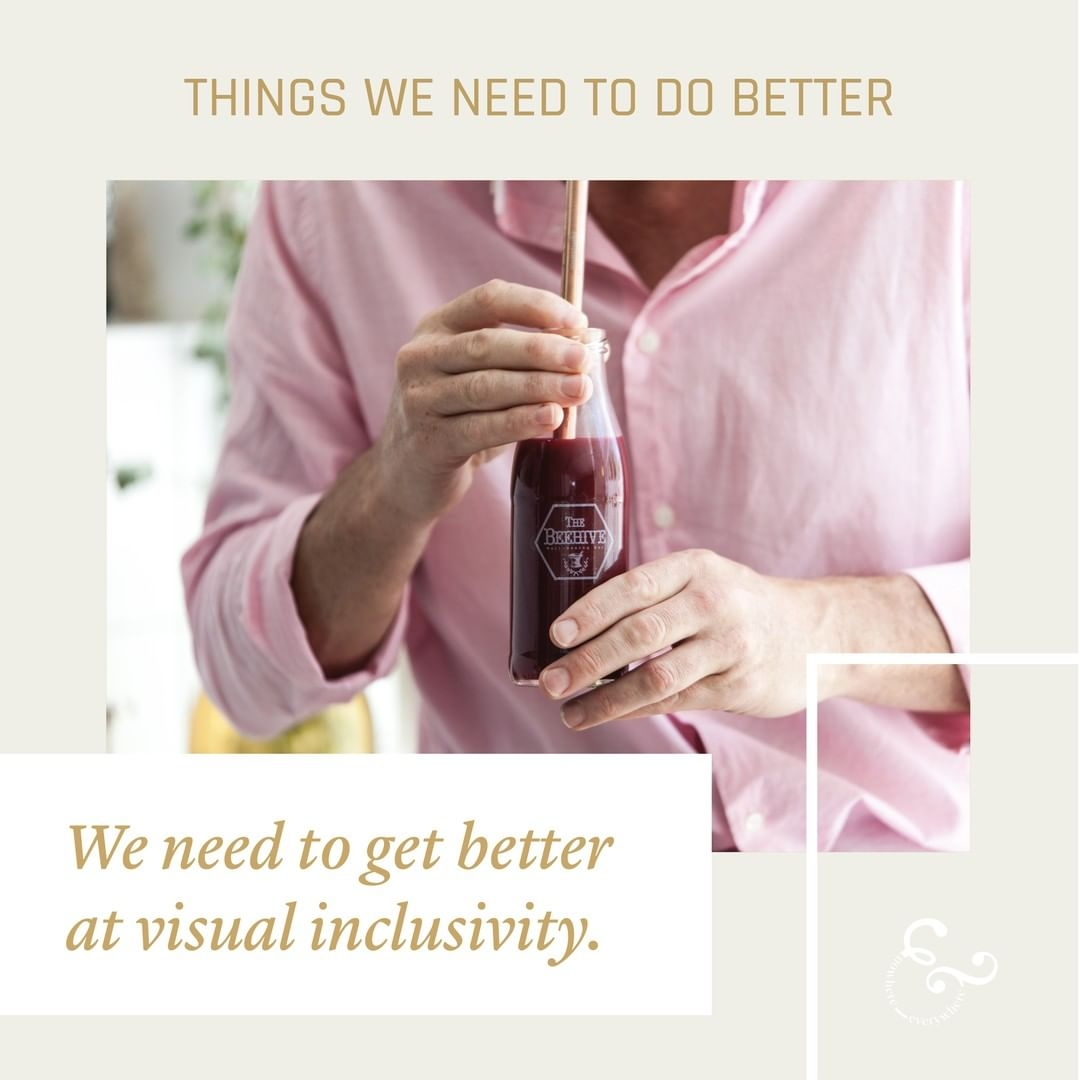 We need to get better at visual inclusivity - Nowhere & Everywhere - Environmentalism Sustainability Ethical Business Diversity