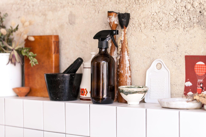 Nowhere & Everywhere Plastic Free Environmentally Friendly Eco Green Gift Kit Hamper - Unstuff your Kitchen - Zero Waste Kitchen - Gift Guide