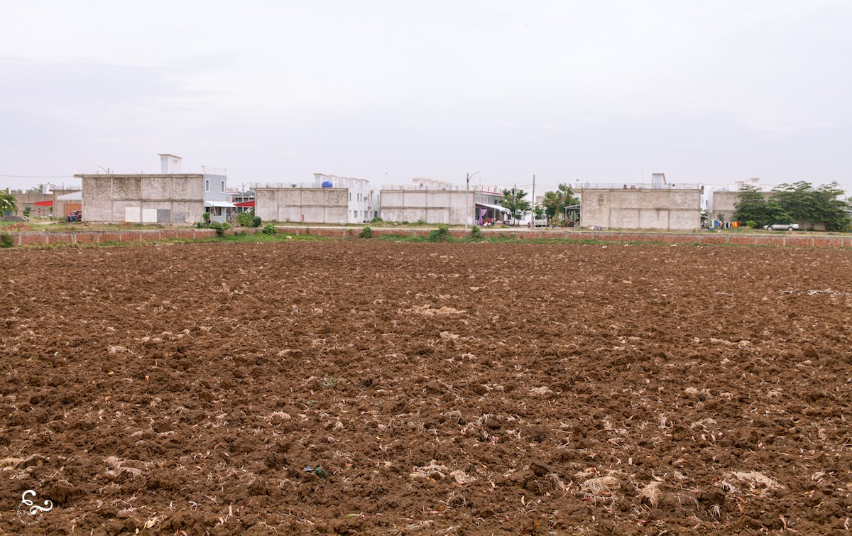 Nowhere & Everywhere - China Land Use Change Cambodia