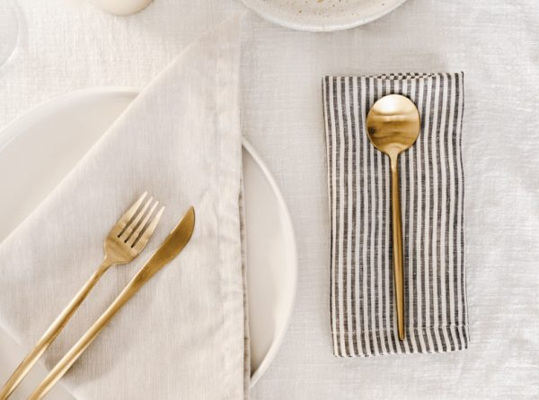 Nowhere & Everywhere - Zero Waste Scrap Linen Napkins Compostable Eco Store - Australia UK USA Canada New Zealand