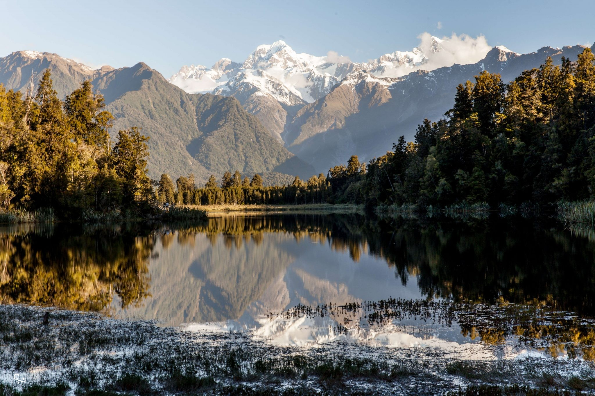 Nowhere & Everywhere - New Zealand South Island Road Trip Franz Josef Fox Glacier Lake Matheson - Lis Dingjan Sustainable Eco Green Slow Travel