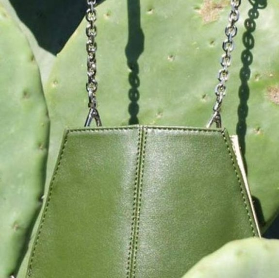 Cactus Leather - Sustainable Vegan Plant Based Faux Leathers - Nowhere & Everywhere - Alternative Leather Guide