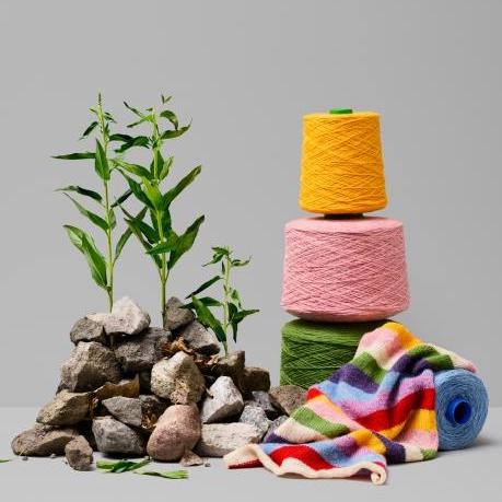 Stinging Nettle Leather - Sustainable Vegan Plant Based Faux Leathers - Nowhere & Everywhere - Alternative Leather Guide