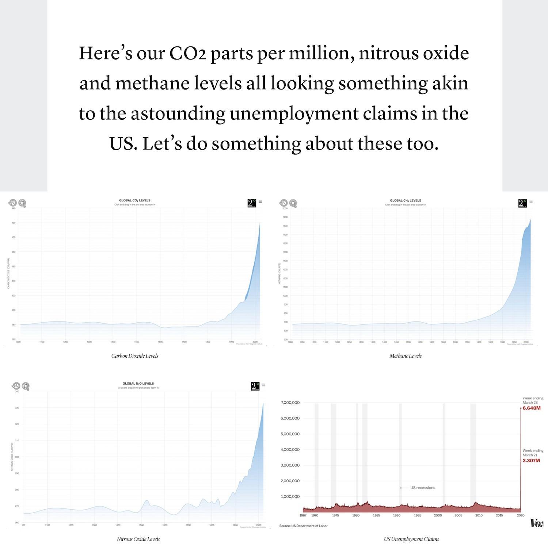 Coronavirus Covid-19 vs climate change biodiversity impact environment - Nowhere & Everywhere - Lis Dingjan Analysis Study