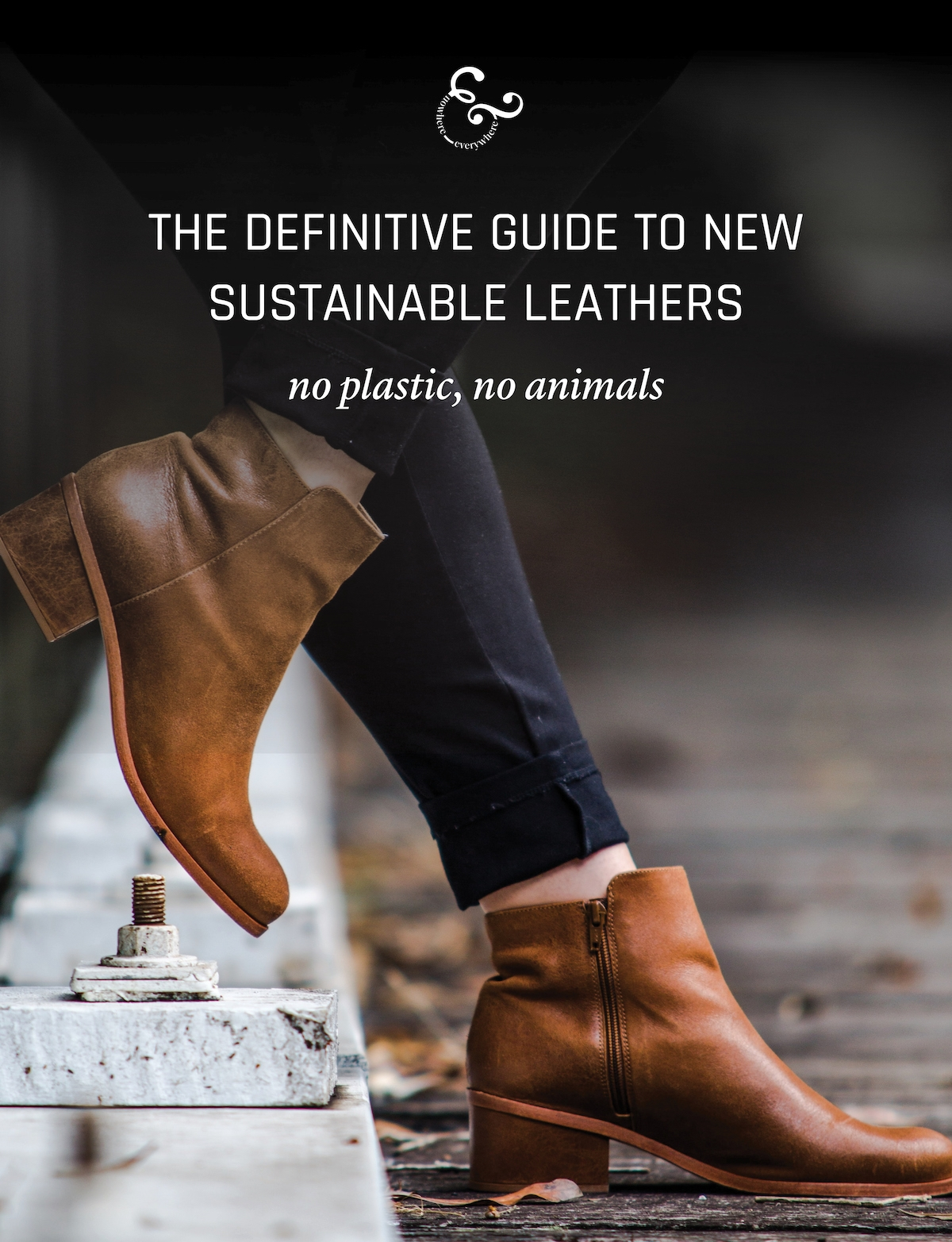 Sustainable Vegan Plant Based Faux Leathers - Nowhere & Everywhere - Alternative Leather Guide - Wine Grape Leather