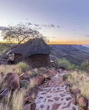 Global Sustainable Eco Directory Accommodation - Nowhere & Everywhere - Namibia Grootberg