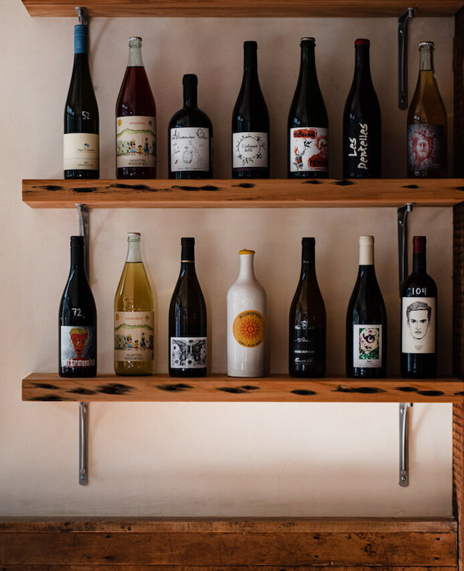 Global Sustainable Eco Directory Zero Waste Wine Bar Rhodora - Nowhere & Everywhere - New York City NYC Brooklyn USA