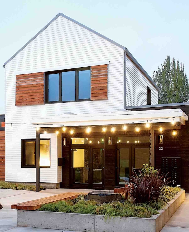 Global Sustainable Eco Directory Architecture Builders Housing - Nowhere & Everywhere - Portland Oregon