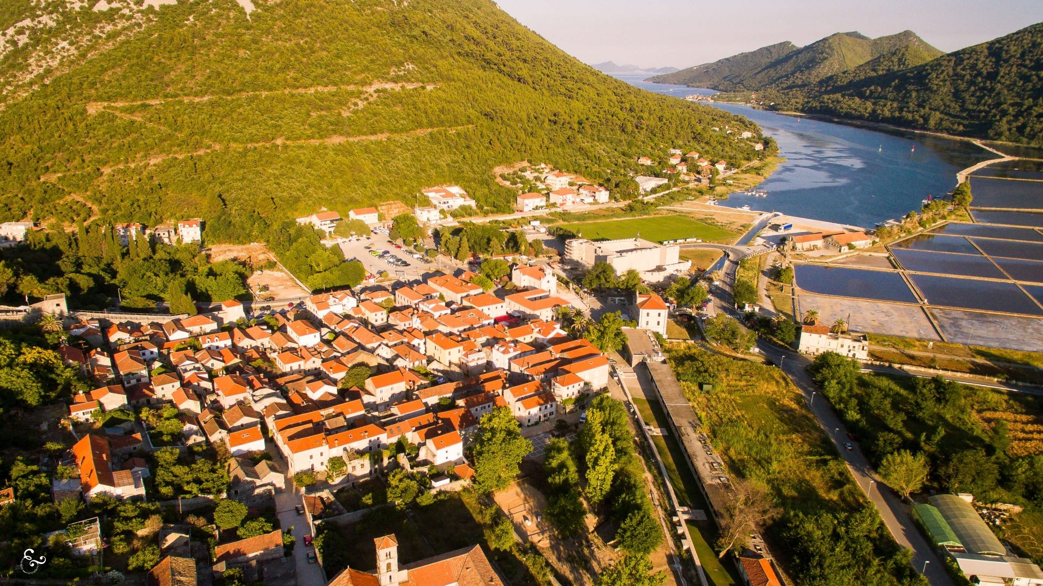 Ston Croatia most beautiful historic town - Nowhere & Everywhere - Sustainable Travel Lis Dingjan